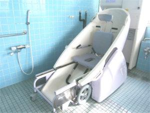 入浴 ウィーラ・バス